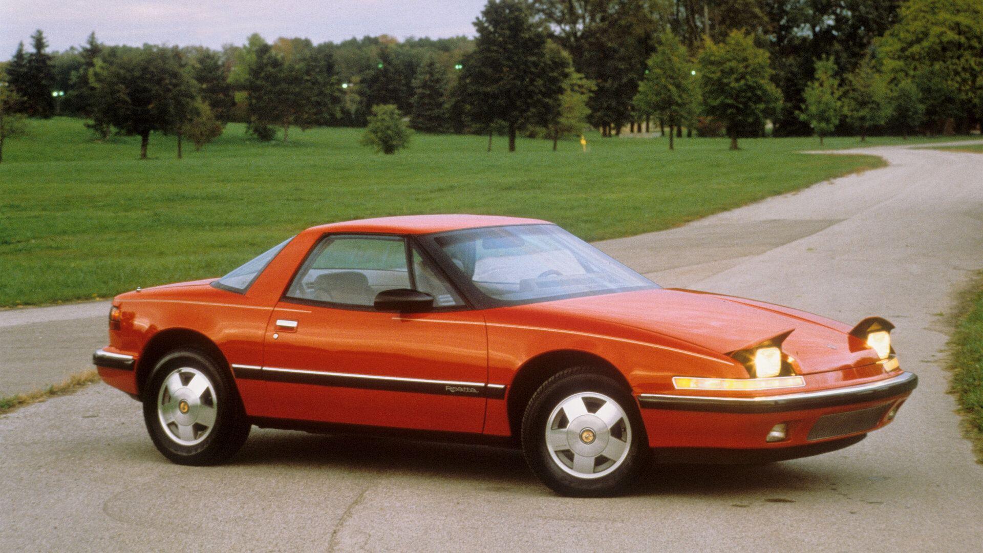 1988 Buick Reatta 1
