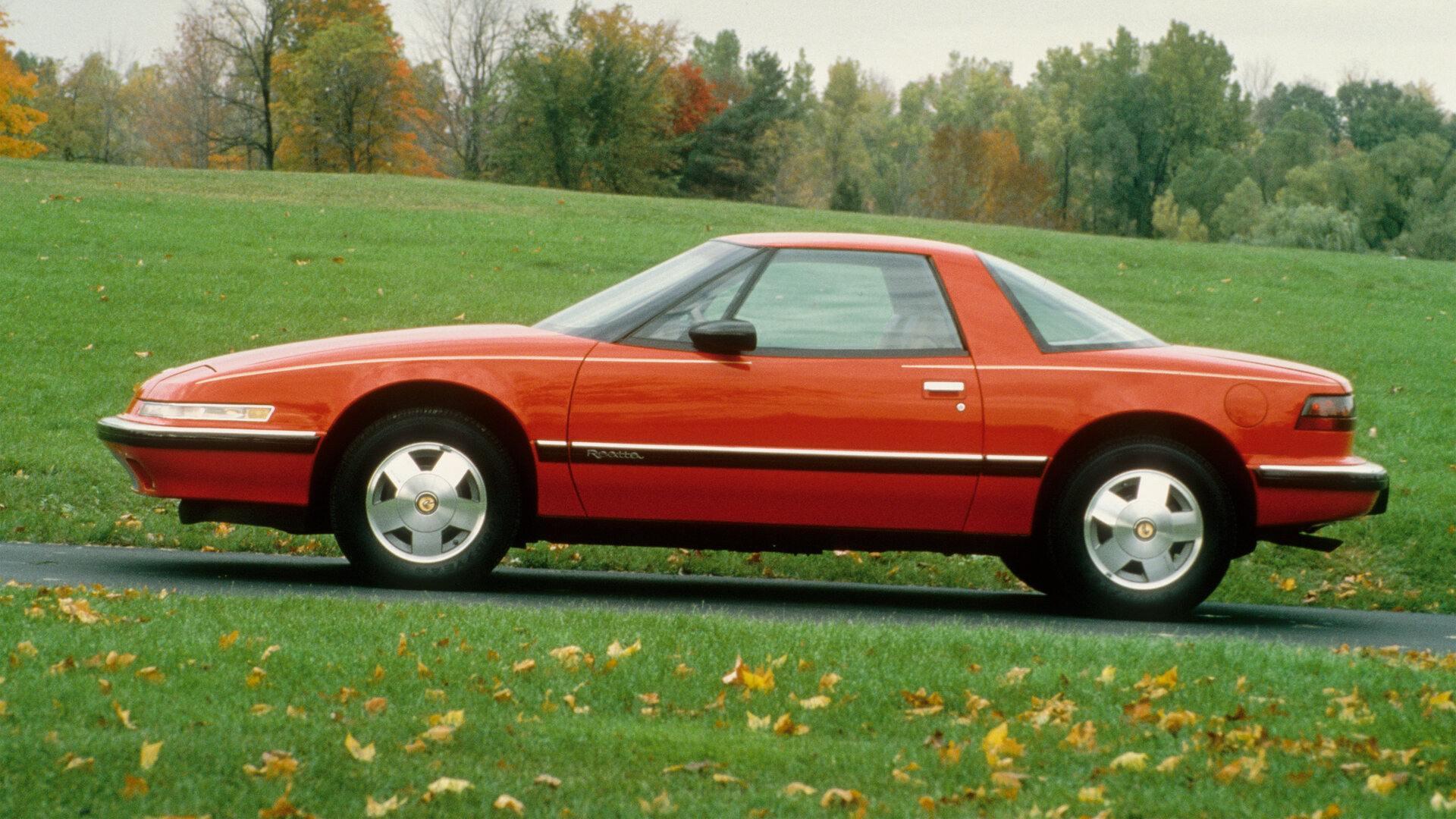 Coche del día: Buick Reatta