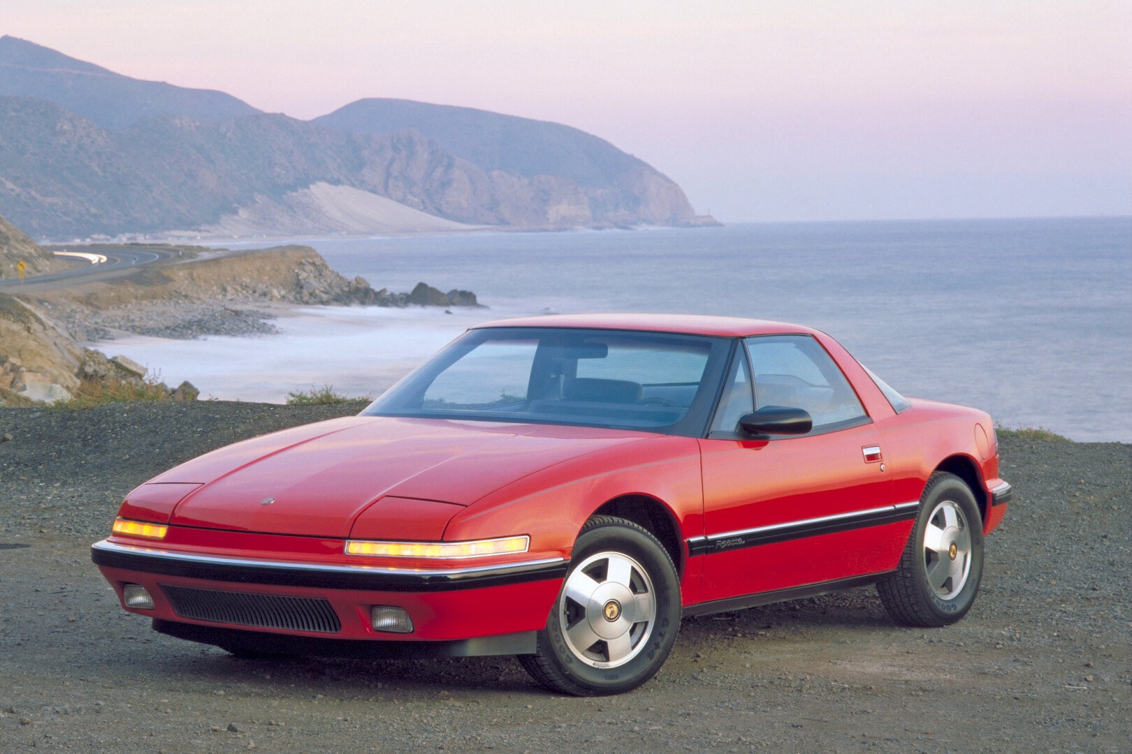 1988 Buick Reatta 6