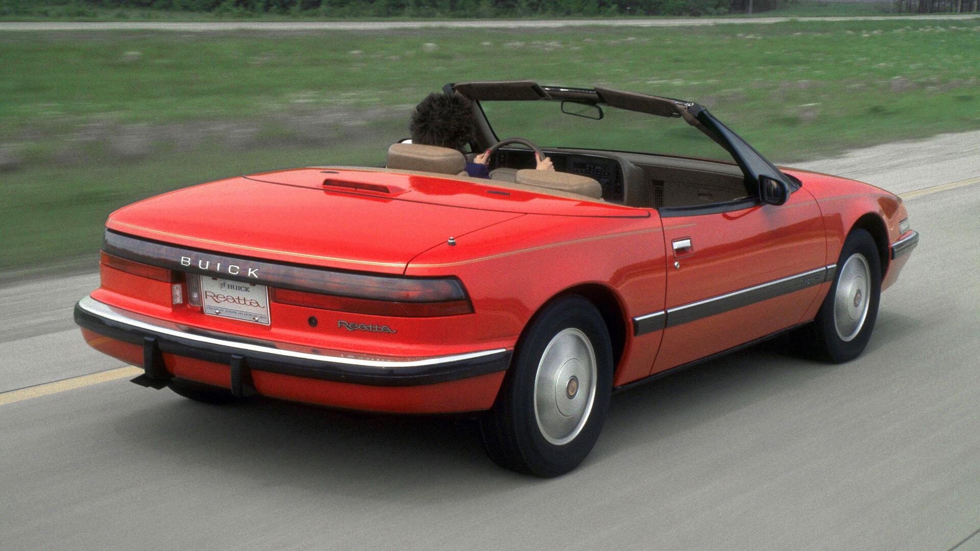 1990 Buick Reatta Convertible 1