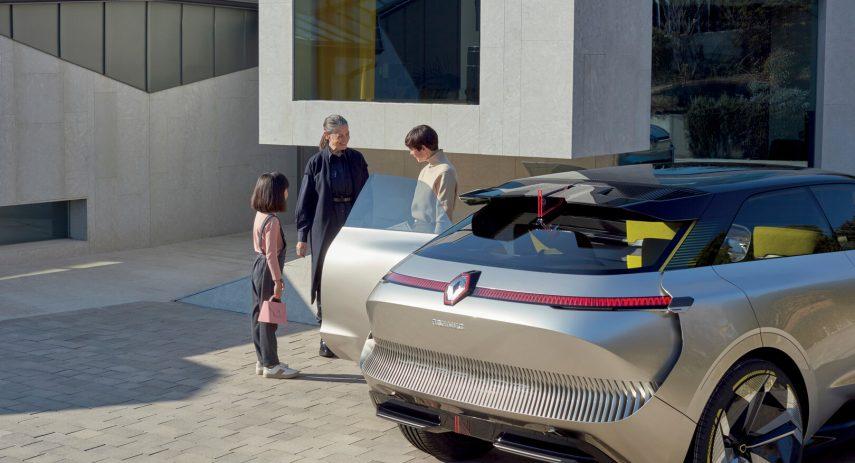 2030 Renault Morphoz
