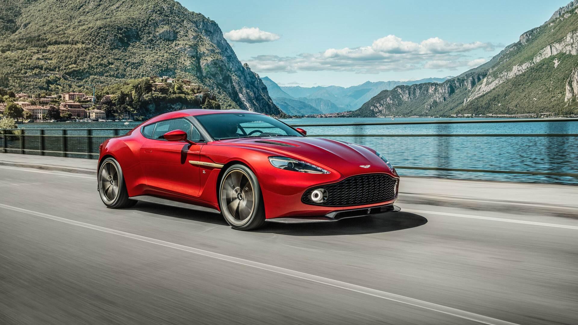 Aston Martin Vanquish Zagato, una realidad al alcance de muy pocos