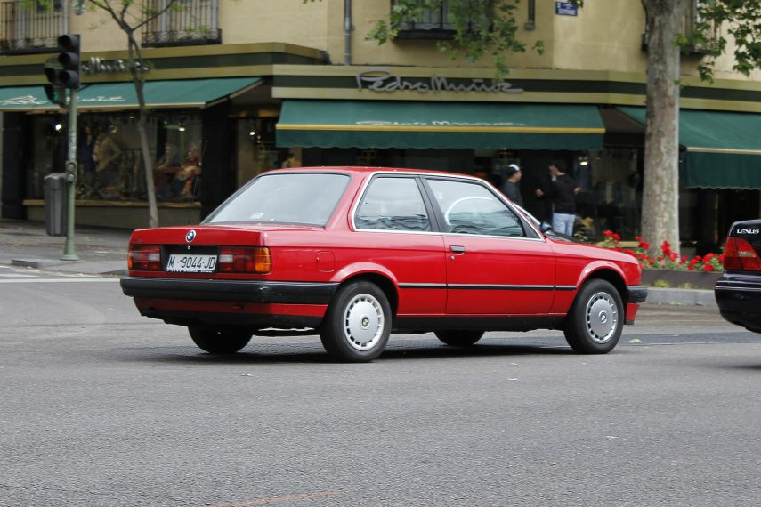 BMW 316i E30 Coopey