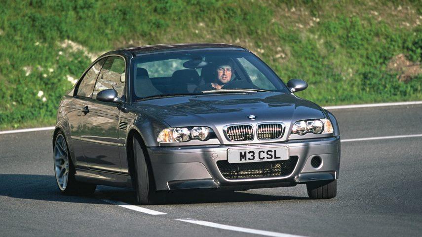 En Reino Unido hay una empresa que transforma el BMW M3 CSL a manual