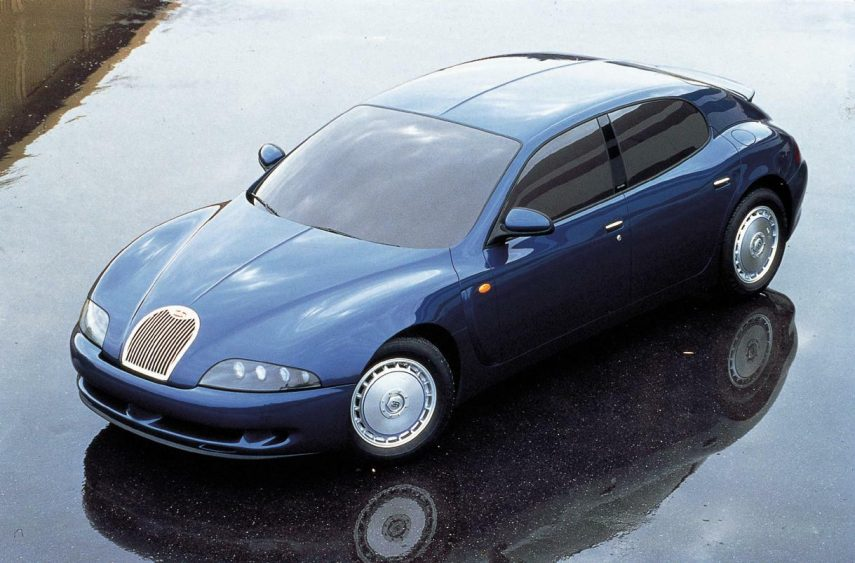 Bugatti EB112 2