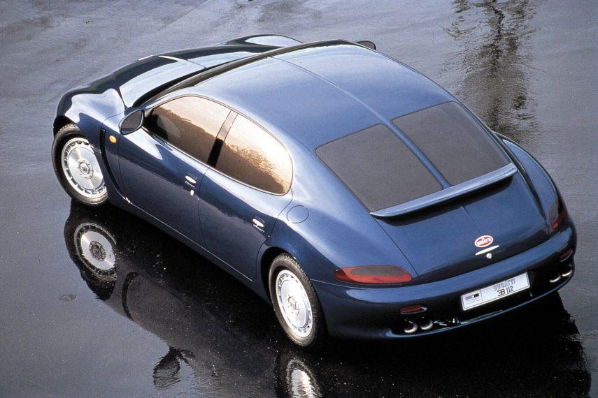 Bugatti EB112