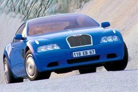Bugatti EB118 Concept 1998