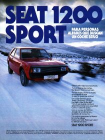 Catalogo SEAT 1200 Sport Espana 3
