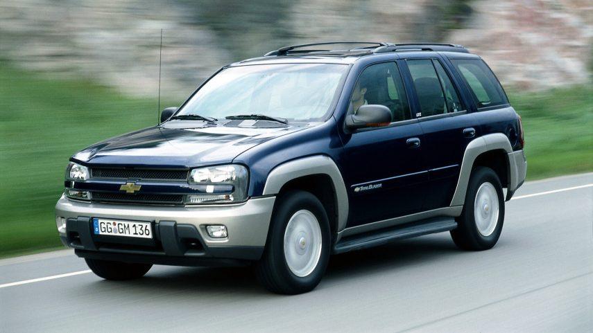 Coche del día: Chevrolet TrailBlazer (I)