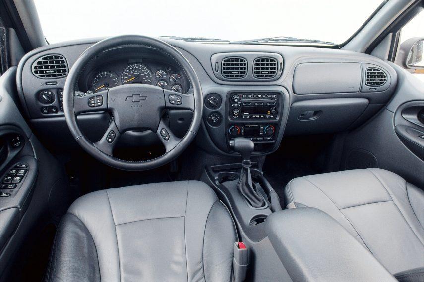 Chevrolet TrailBlazer LTZ 4