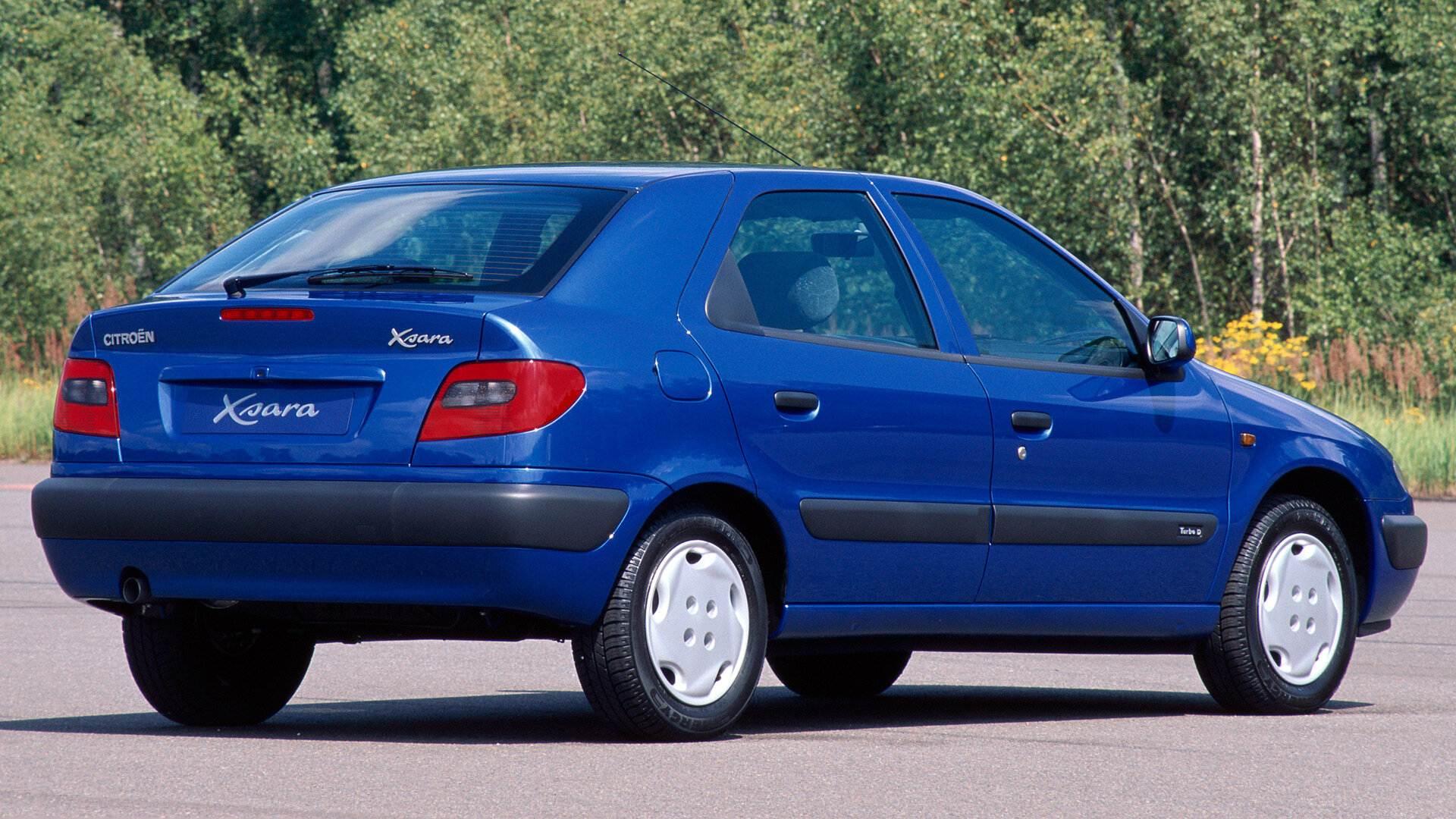 Citroen Xsara Hatch 1997