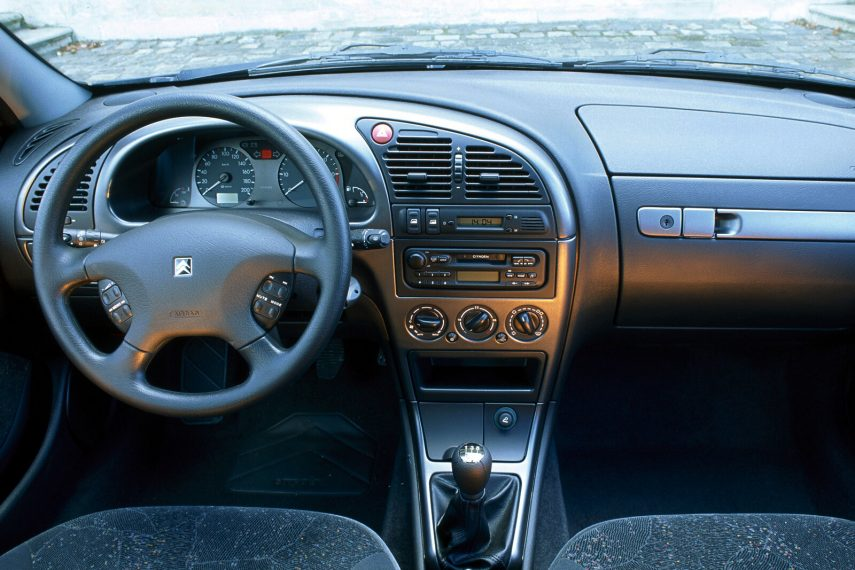 Citroen Xsara Interior 1998