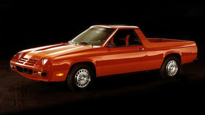 Dodge Rampage 1