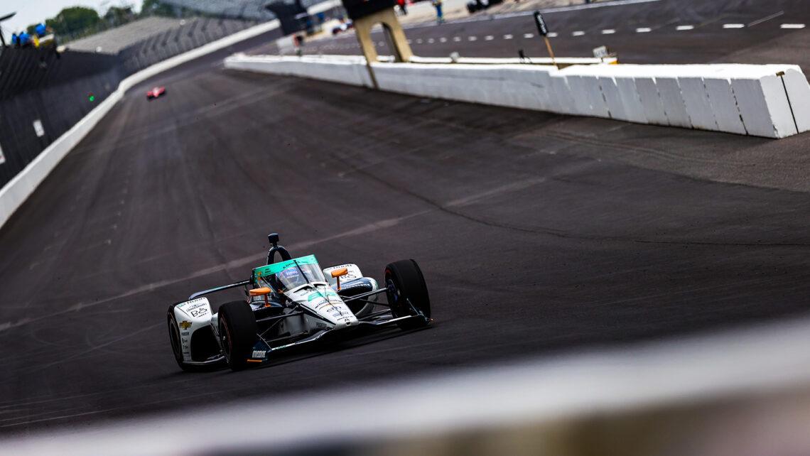El McLaren de Alonso no responde y se queda fuera de la lucha por la pole en Indianápolis