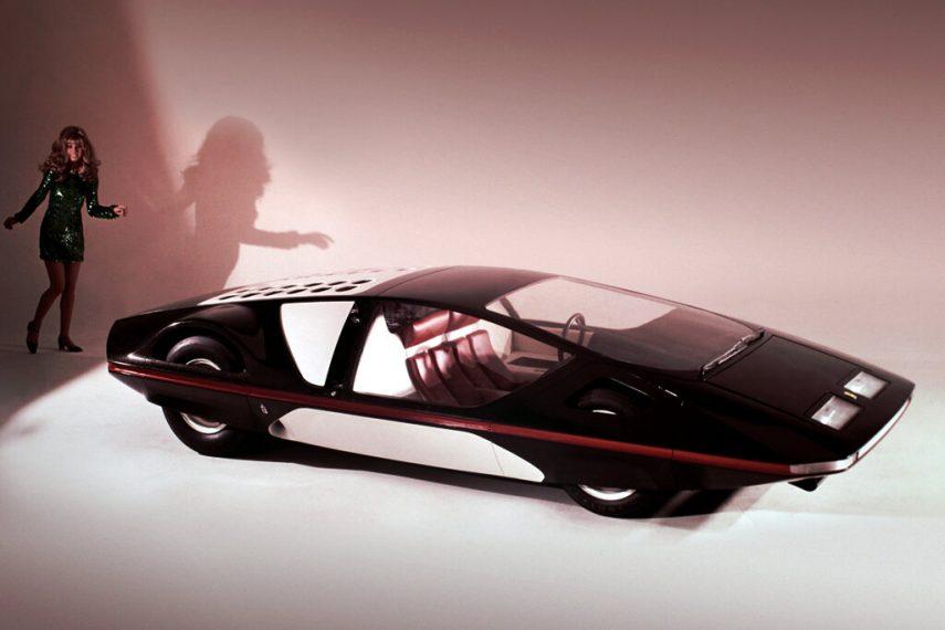 Coche del día: Ferrari 512 S Modulo