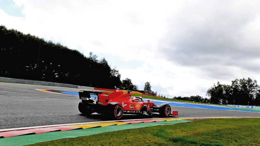 Ferrari GP Spa 2020