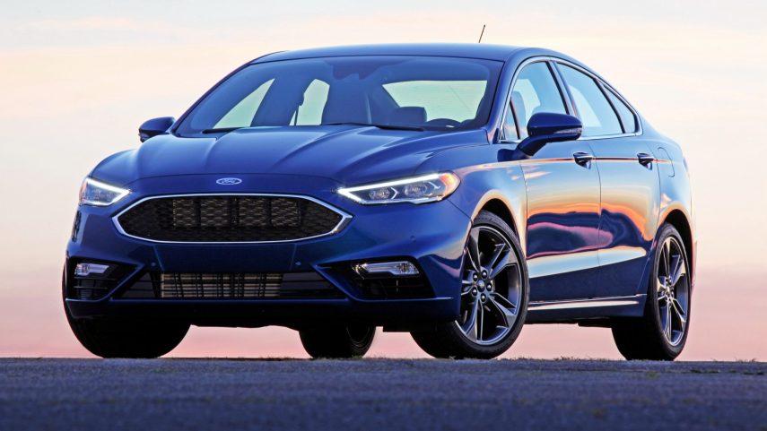 El Ford Fusion americano ya se ha dejado de fabricar