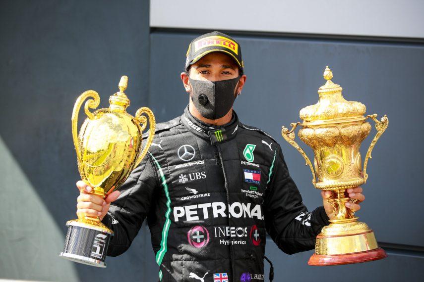 GP Gran Bretana 2020 carrera 1