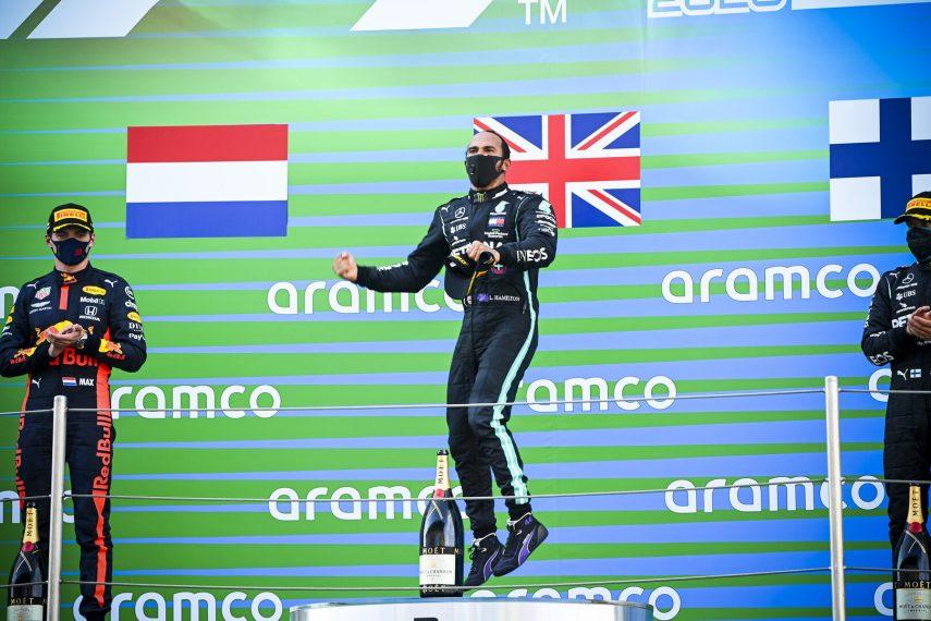 Lewis Hamilton domina en el Gran Premio de España de Fórmula 1