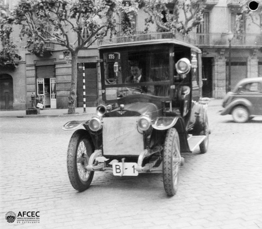 Hispano Suiza B 1