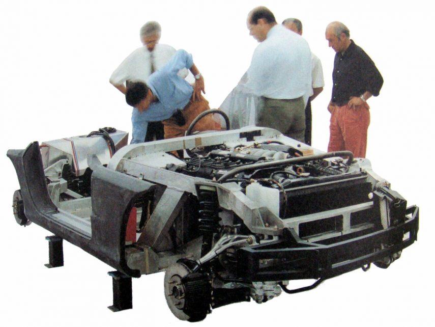 Honda Argento Vivo 5