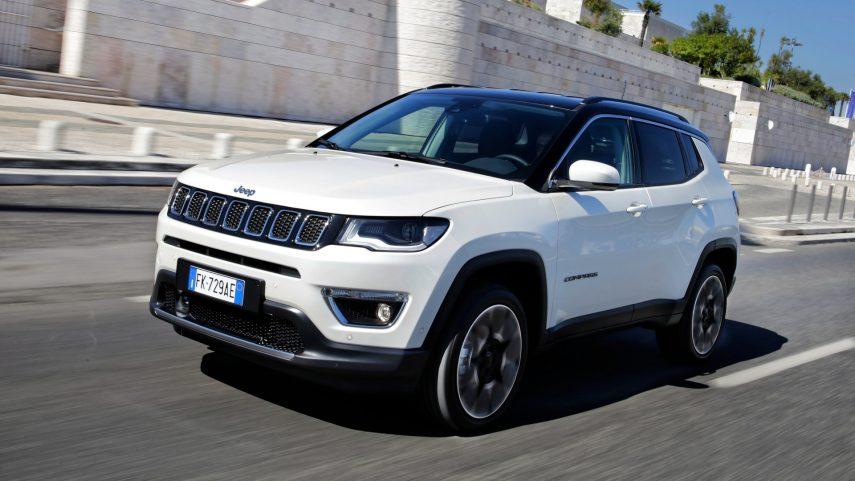 El Jeep Compass estrena nueva versión de acceso con tracción delantera