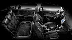Lancia Delta Hard Black interior 2010