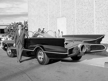 Lincoln Futura Batmobile 1