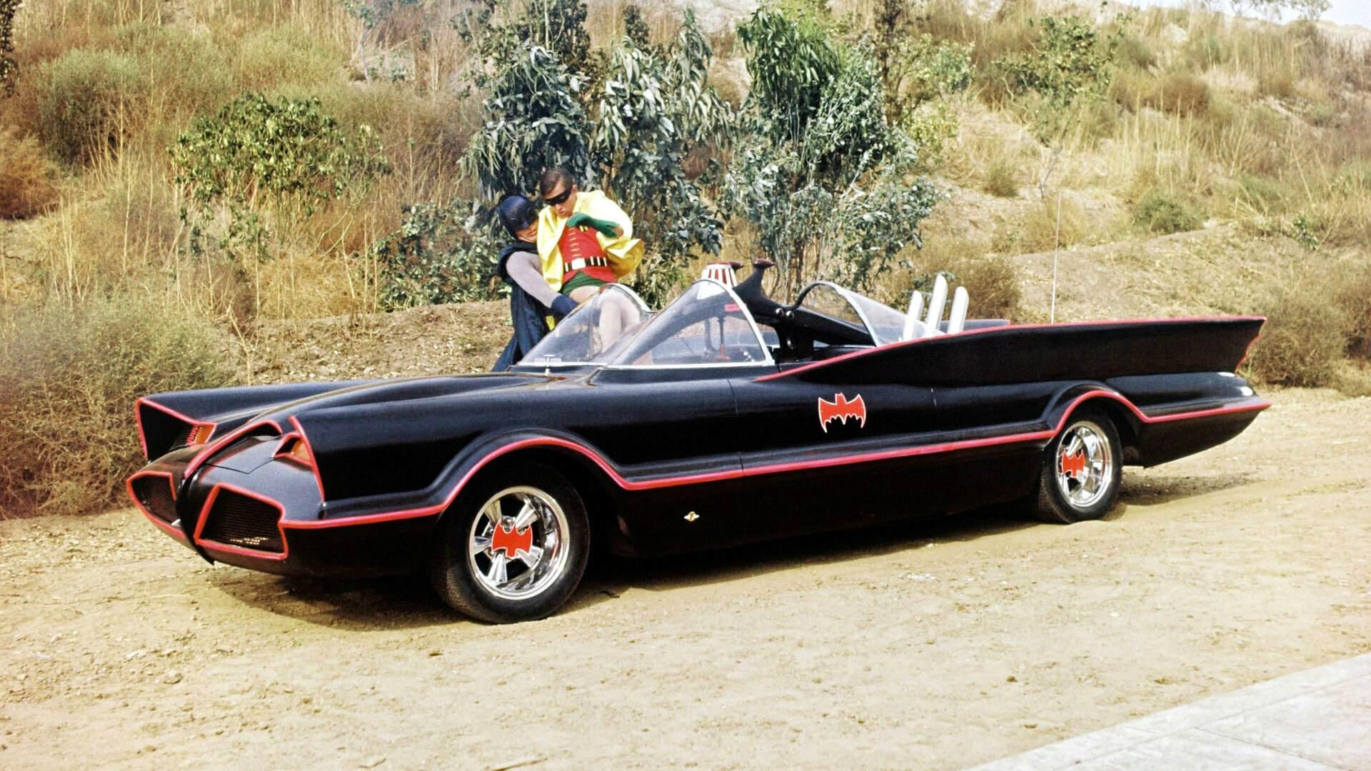 Lincoln Futura Batmobile 2