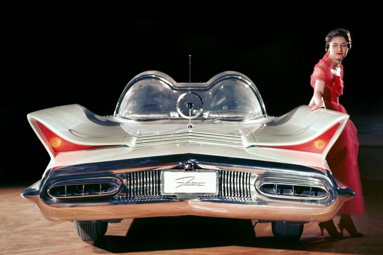 Lincoln Futura Concept Car 2