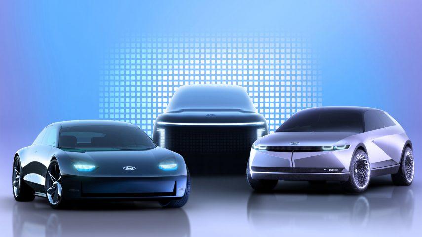 IONIQ, la nueva división para coches eléctricos de Hyundai