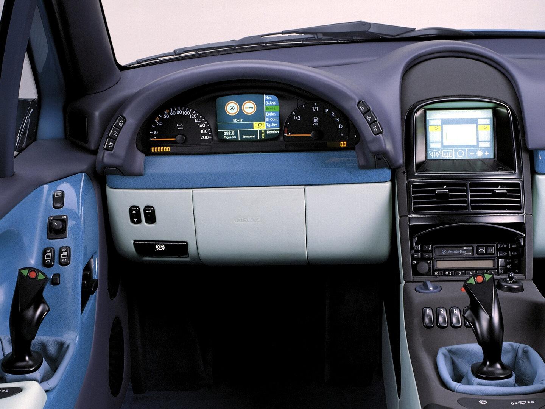 Mercedes Benz VRC Concept 9