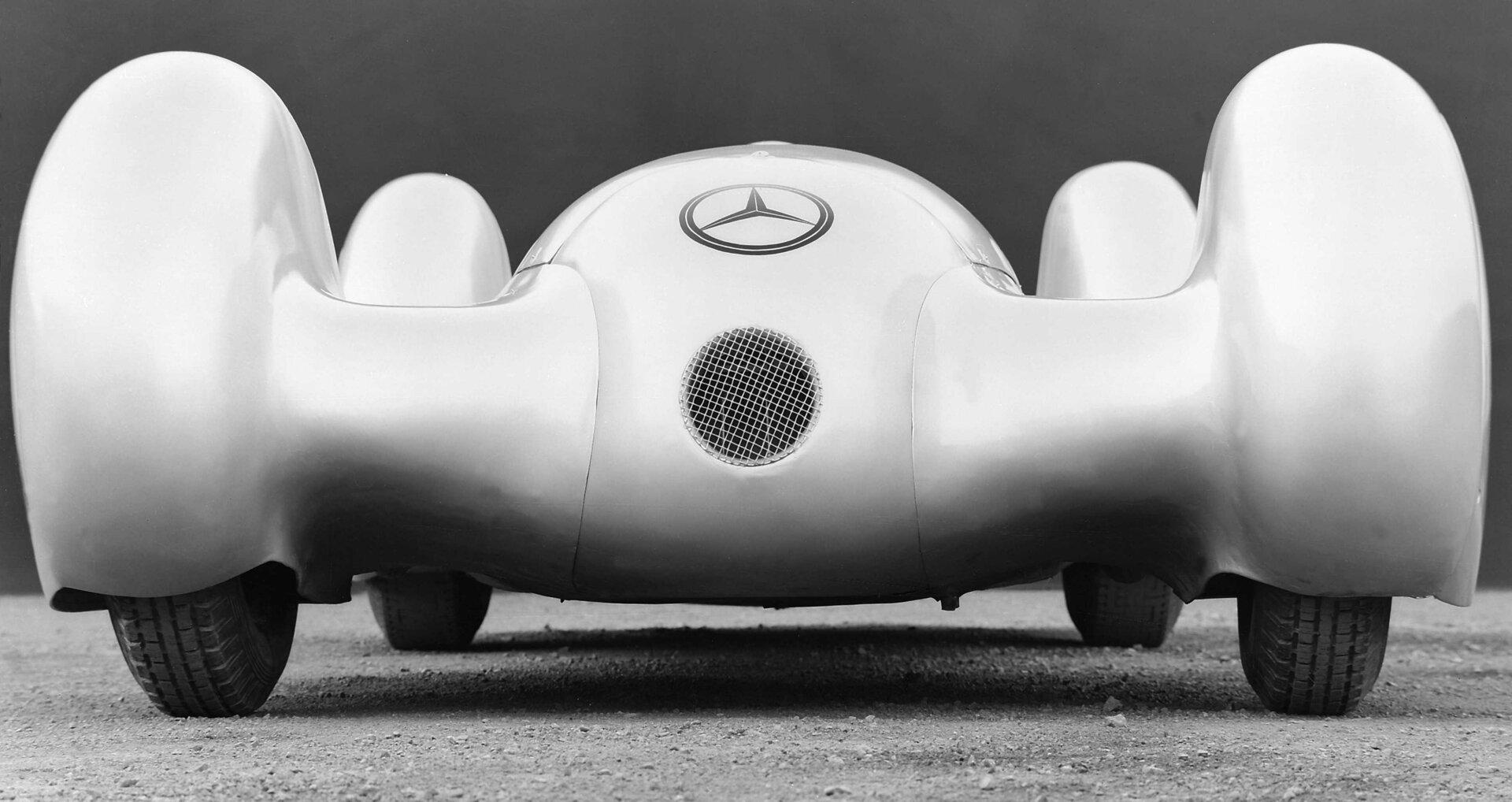 Mercedes W154 Rekordwagen 2