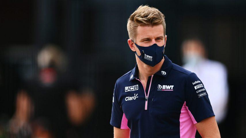 Nico Hülkenberg continúa como sustituto de Sergio Pérez en Silverstone