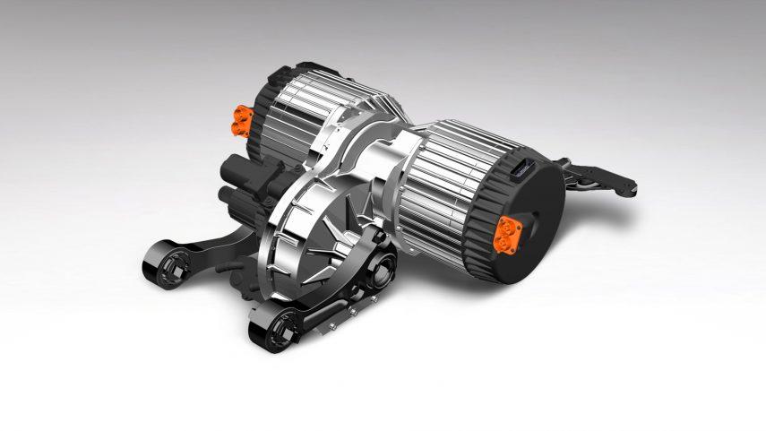 OCTOPUS, así se llama el primer motor eléctrico de Bentley