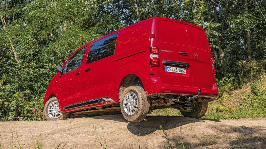 Opel Vivaro 4x4