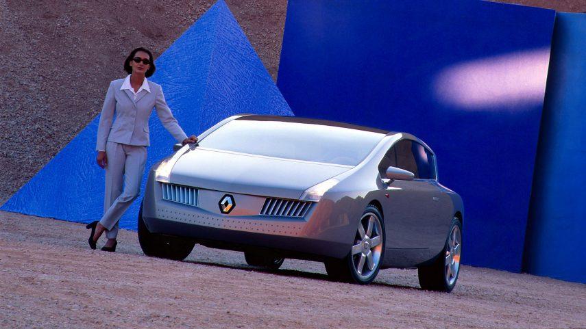 Coche del día: Renault Vel Satis Concept
