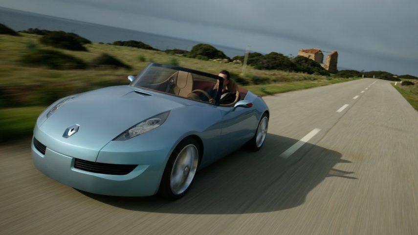 Coche del día: Renault Wind Concept