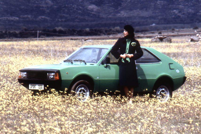 "SEAT 1200/1430 Sport ""Bocanegra"", un coupé español muy popular"