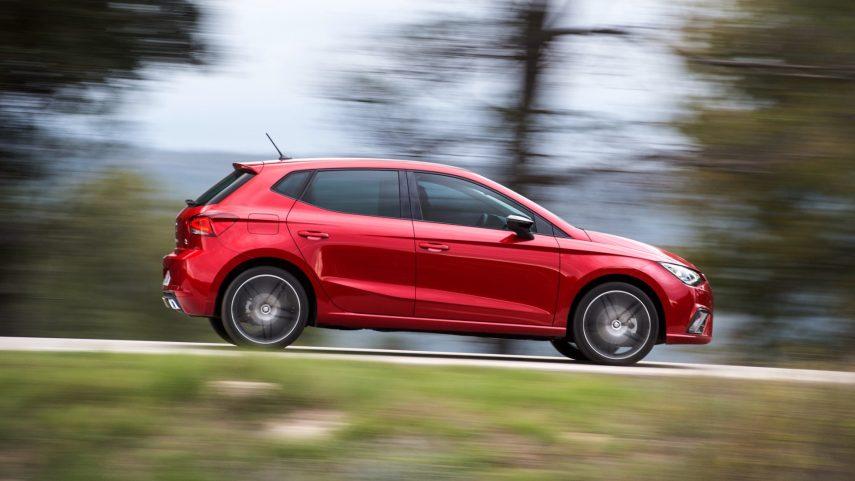 El futuro del SEAT Ibiza pasa por la electrificación total