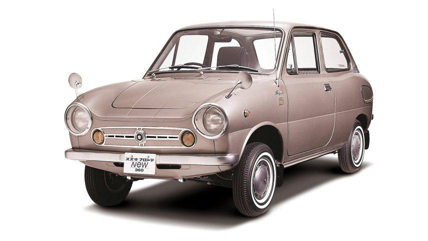Coche del día: Suzuki Fronte
