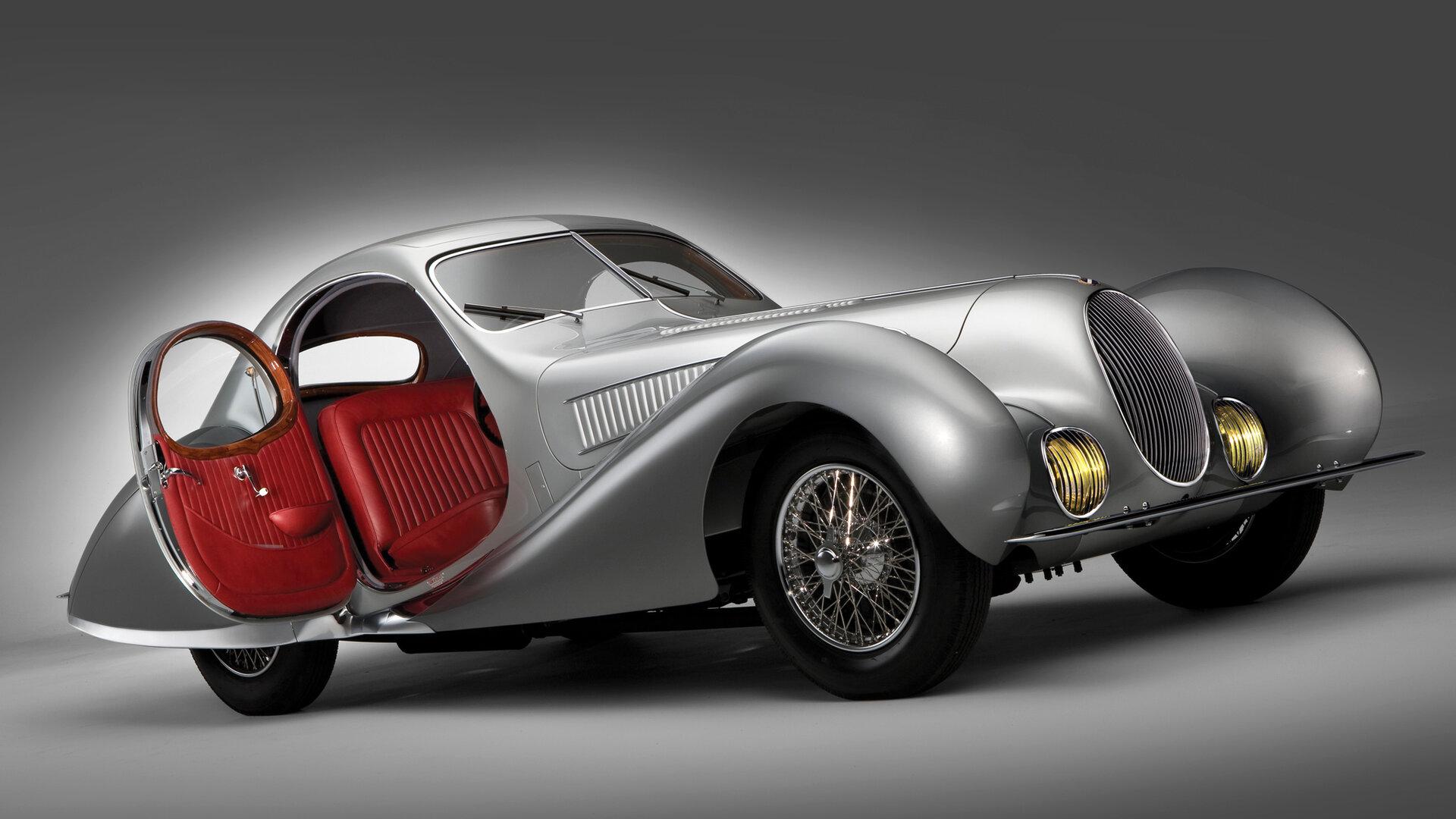Coche del día: Talbot-Lago T150 C SS