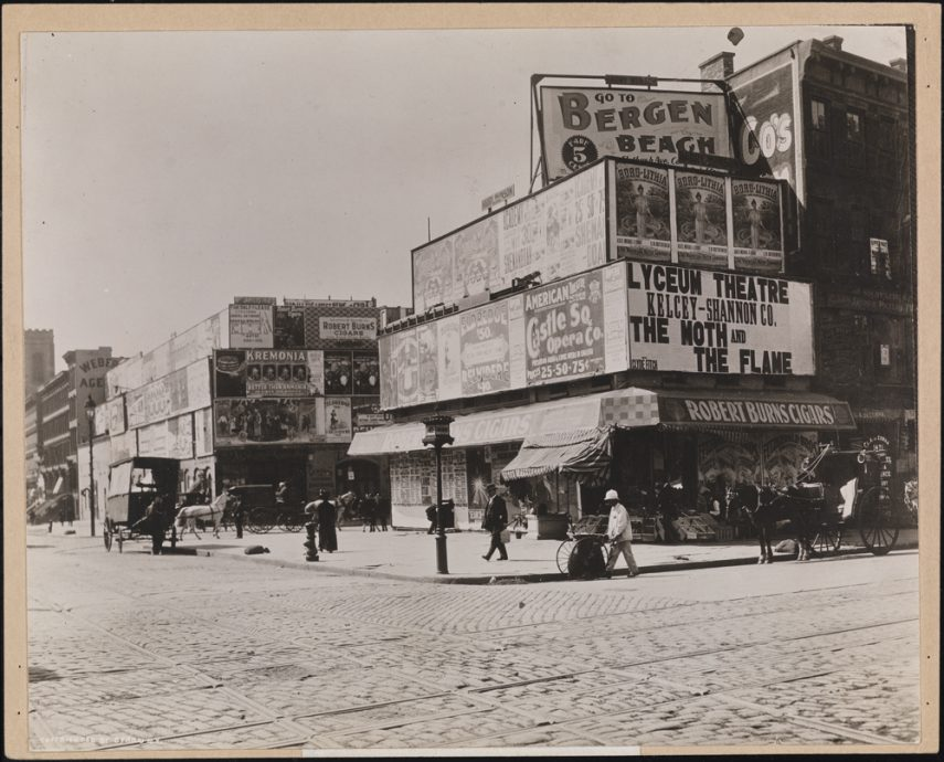Times Square 1898