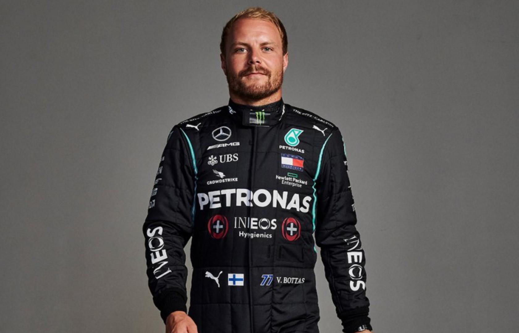 Valtteri Bottas renueva con Mercedes para 2021