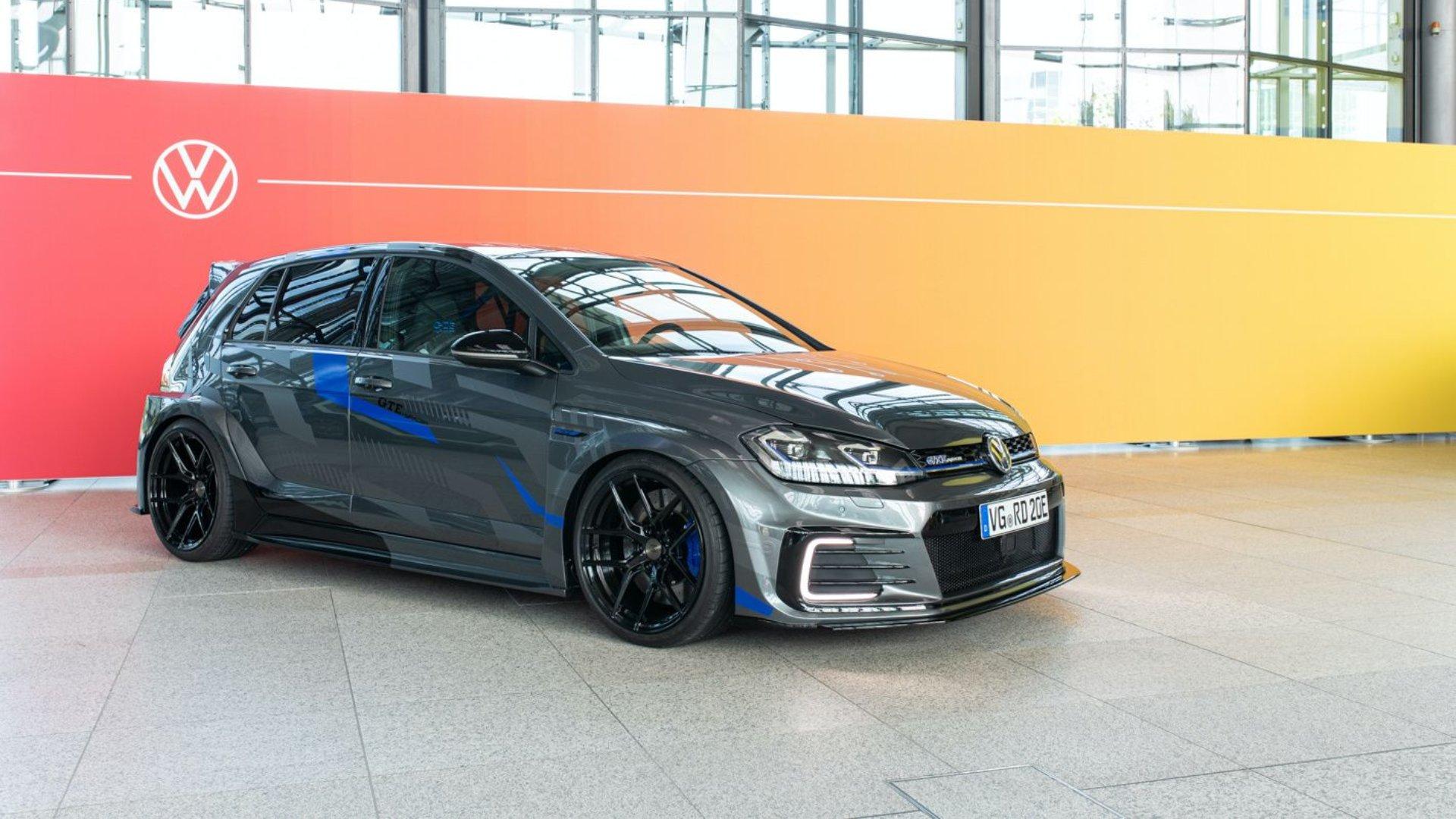 Volkswagen Golf GTE HyRacer, una creación para el Wörthersee Tour que no pudo celebrarse