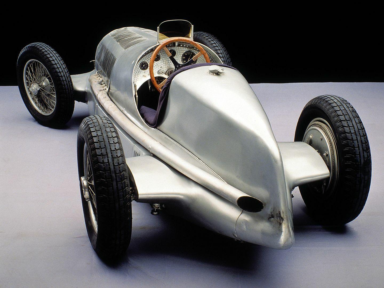 03 Mercedes Benz Formula rennwagen