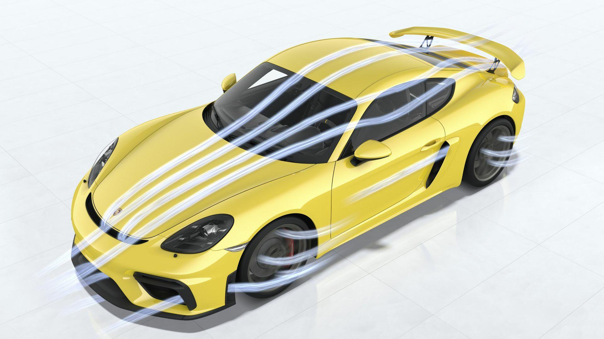 06 Porsche 718 aero up