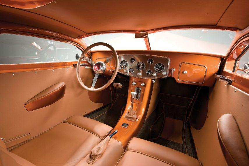 1934 Packard Myth Custom Boattail Coupe 5