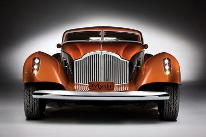1934 Packard Myth Custom Boattail Coupe 6