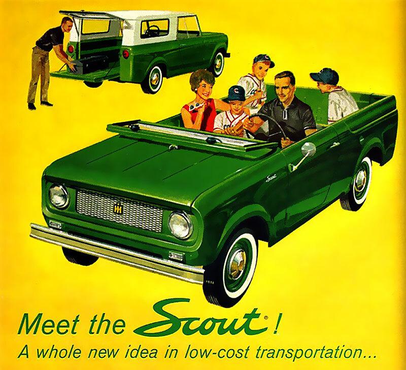 1961 International Harvester Scout